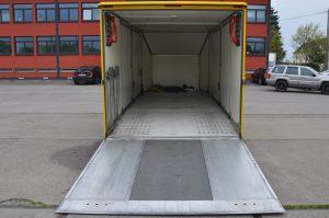 Hübinger Exclusive Automobiltransporte